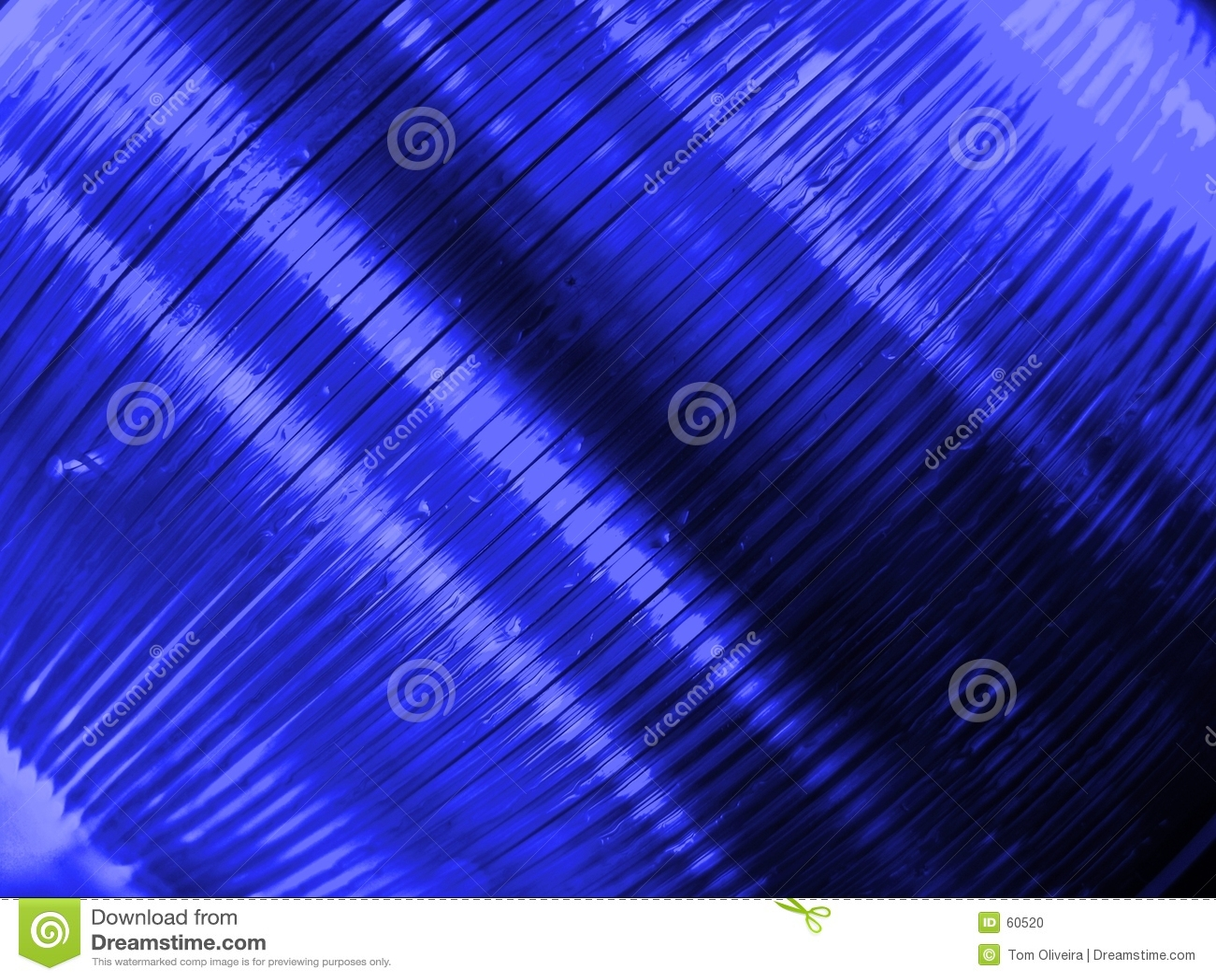 Blauwe CDs
