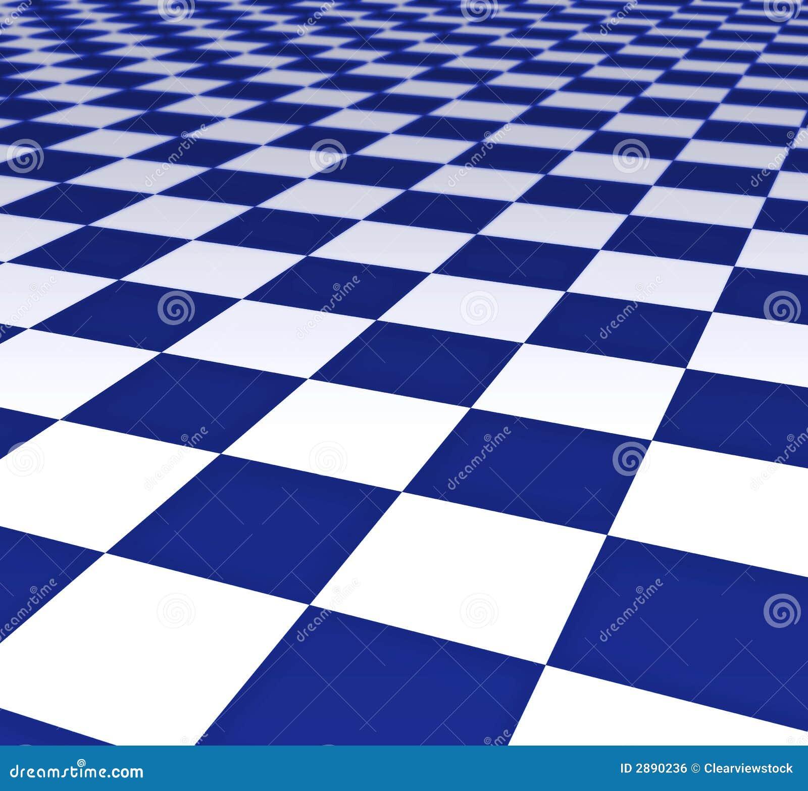 Blauwe en witte vloertegels royalty vrije stock afbeelding afbeelding 2890236 - Deco witte tegel ...