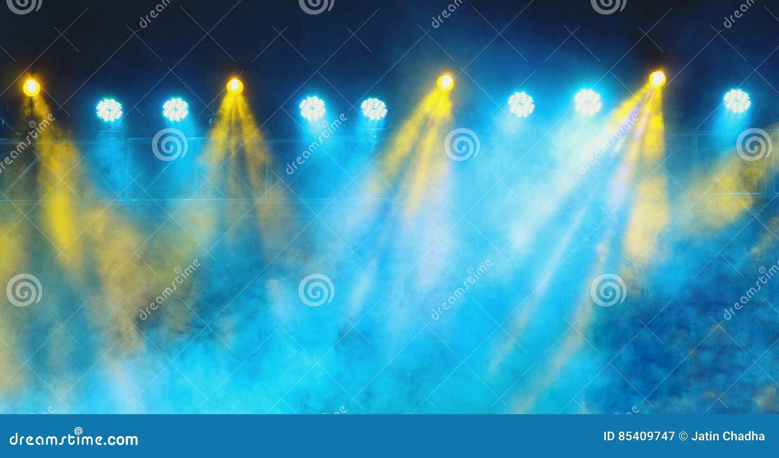 Blauwe & Gele overleglichten