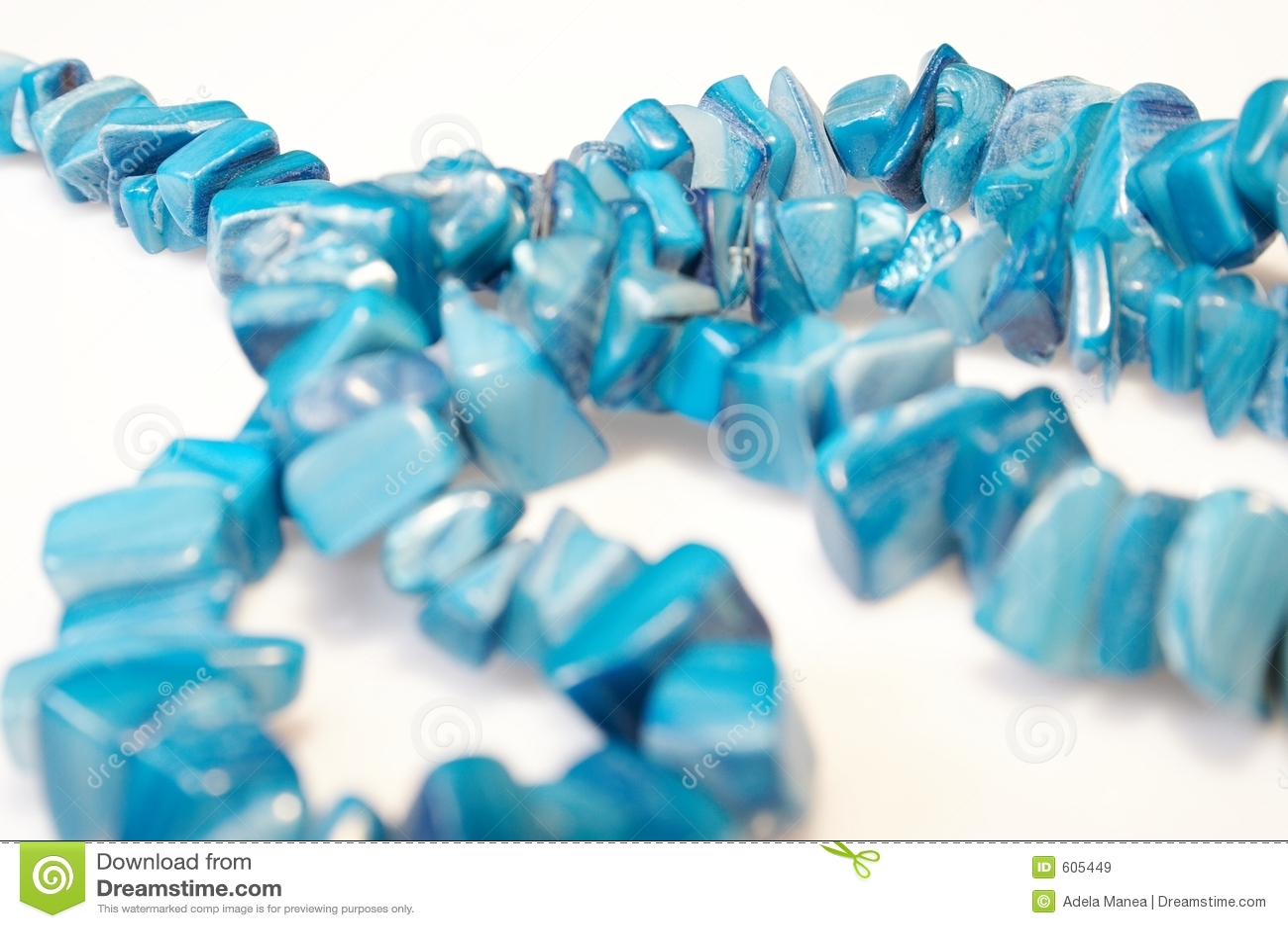 Blauwe halsband 02
