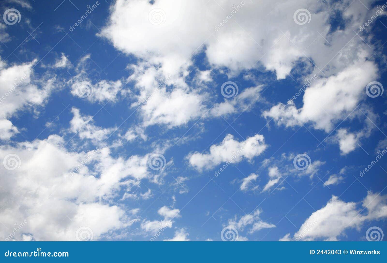 Blauwe hemel stock foto 39 s beeld 2442043 - Blauwe hemel kamer ...