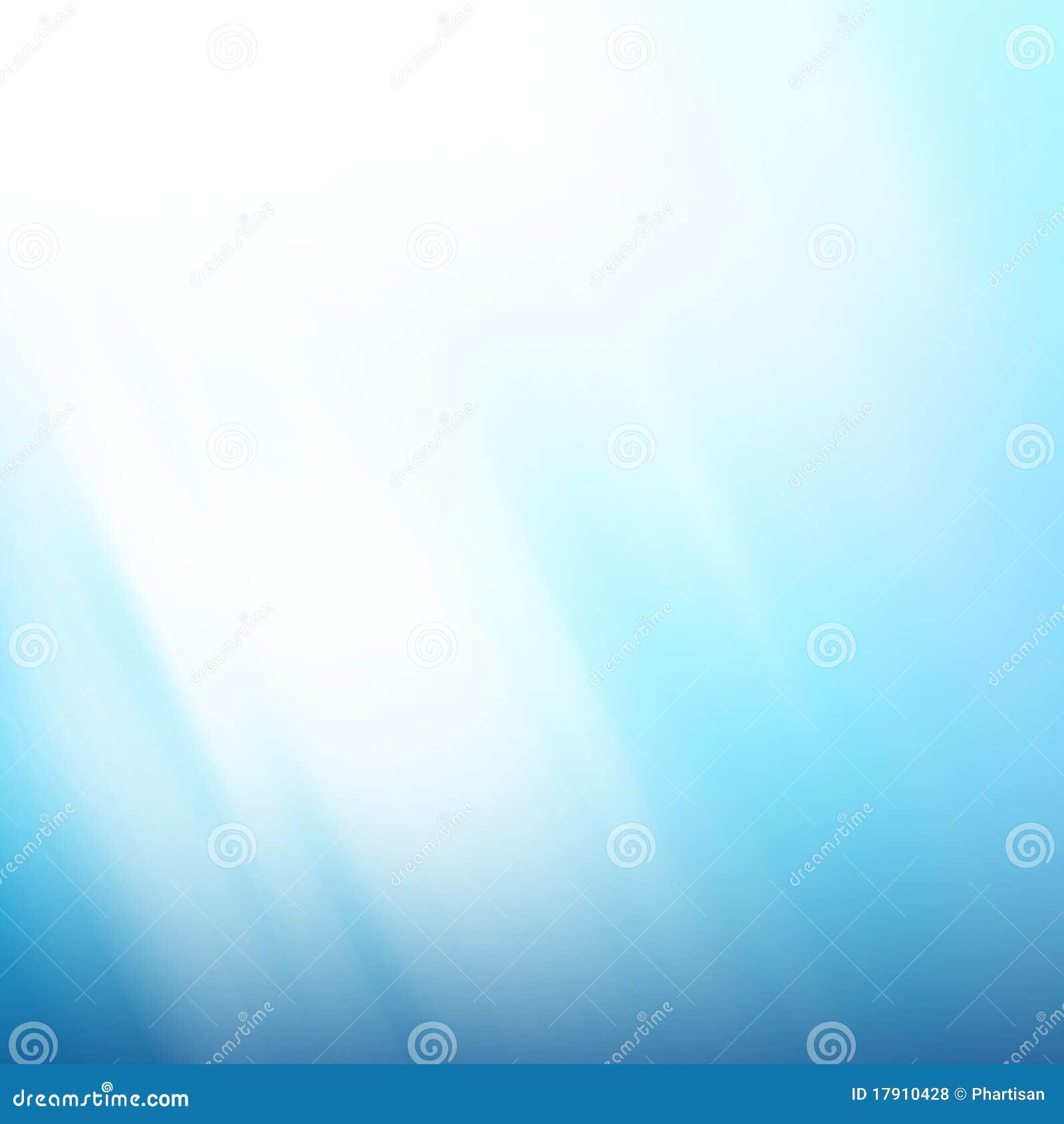 Blauwe Kalme Rustige Achtergrond Stock Illustratie
