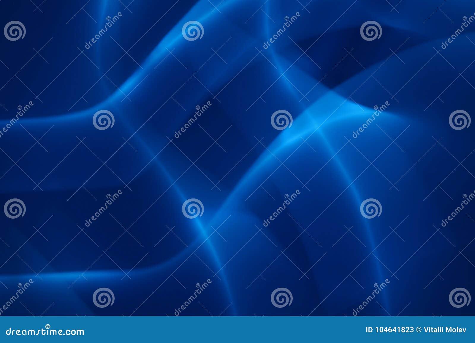 Download Blauwe Lichte Vormenachtergrond Stock Afbeelding - Afbeelding bestaande uit water, element: 104641823