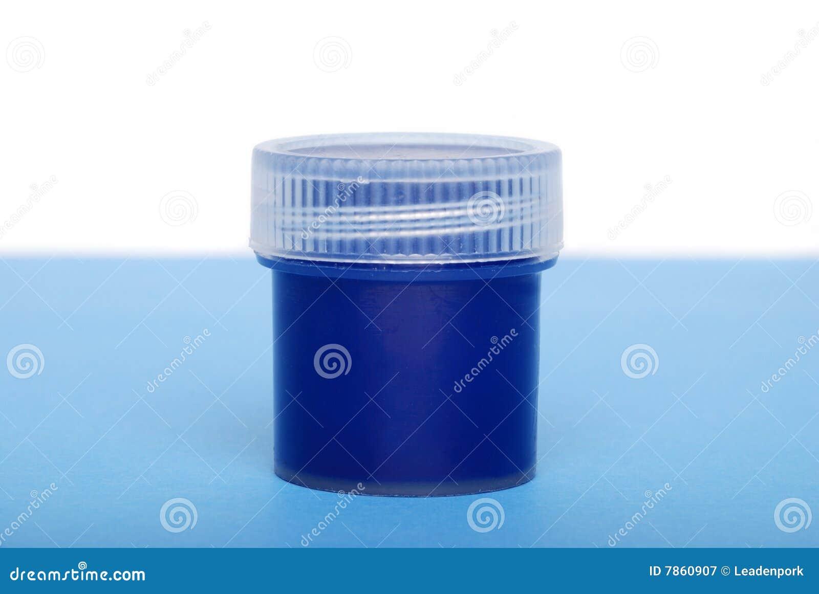 Blauwe verf royalty vrije stock fotografie afbeelding - Kleur blauwe verf ...