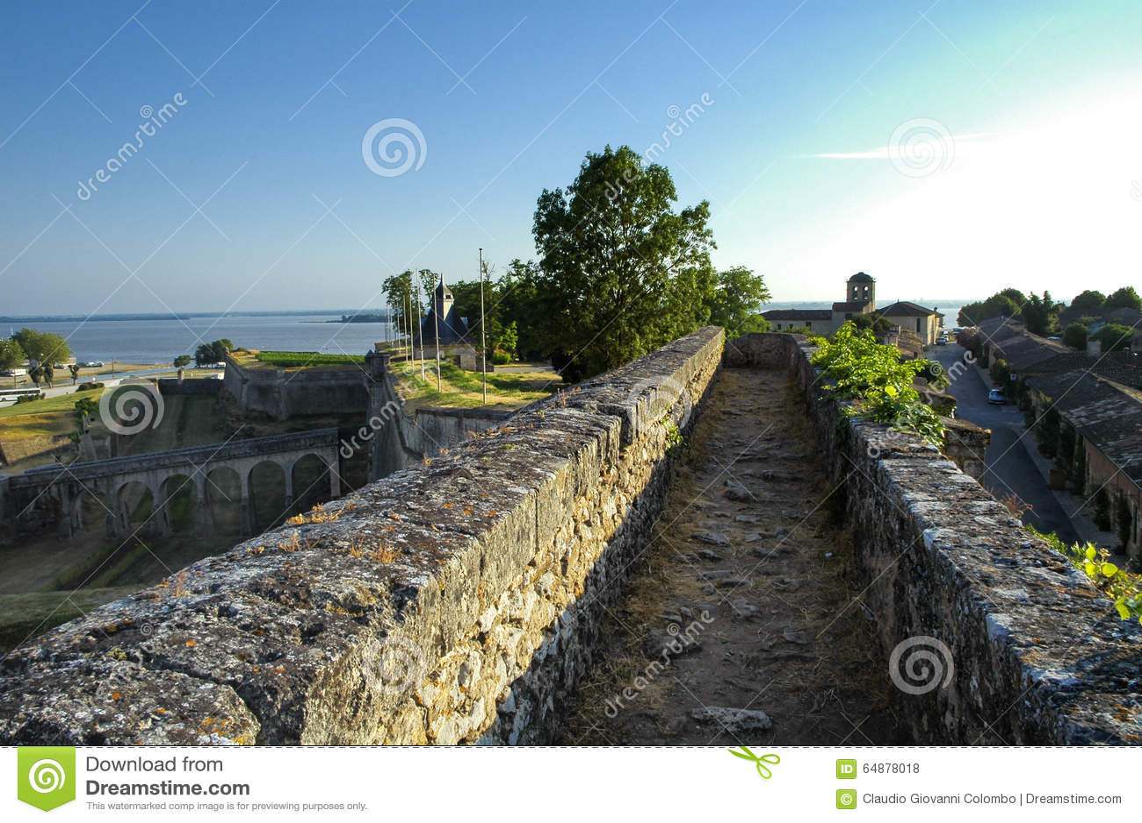 Blaye (Aquitaine, Γαλλία)