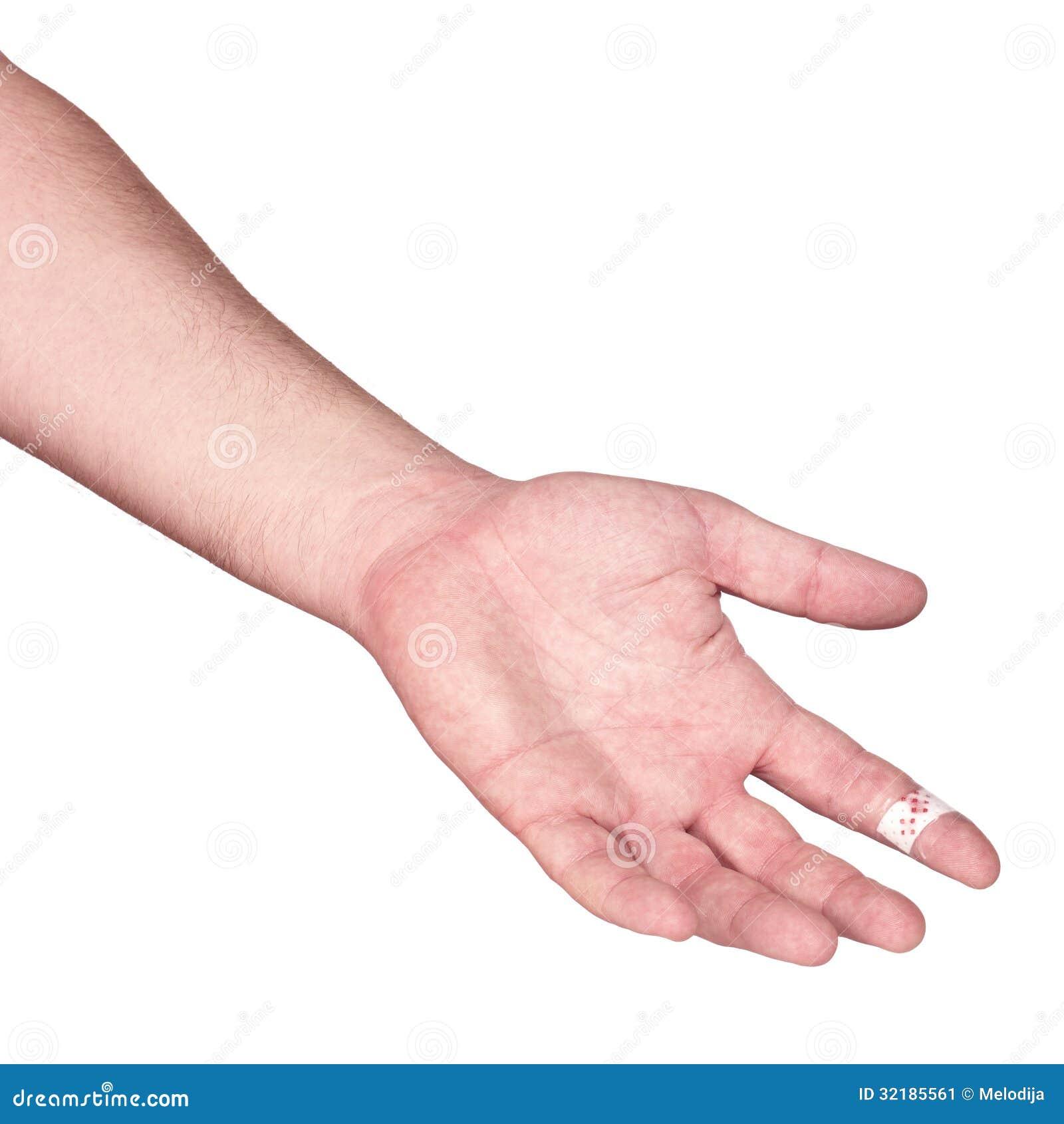 how to stop bleeding finger tip cut
