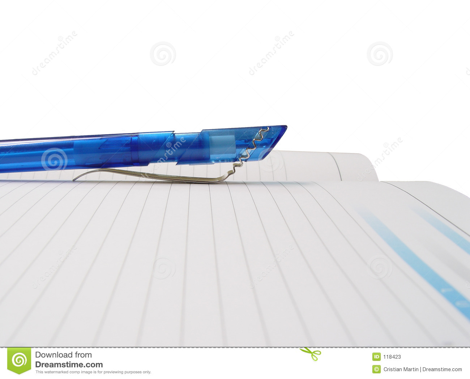 Bleistift u. Tagesordnung