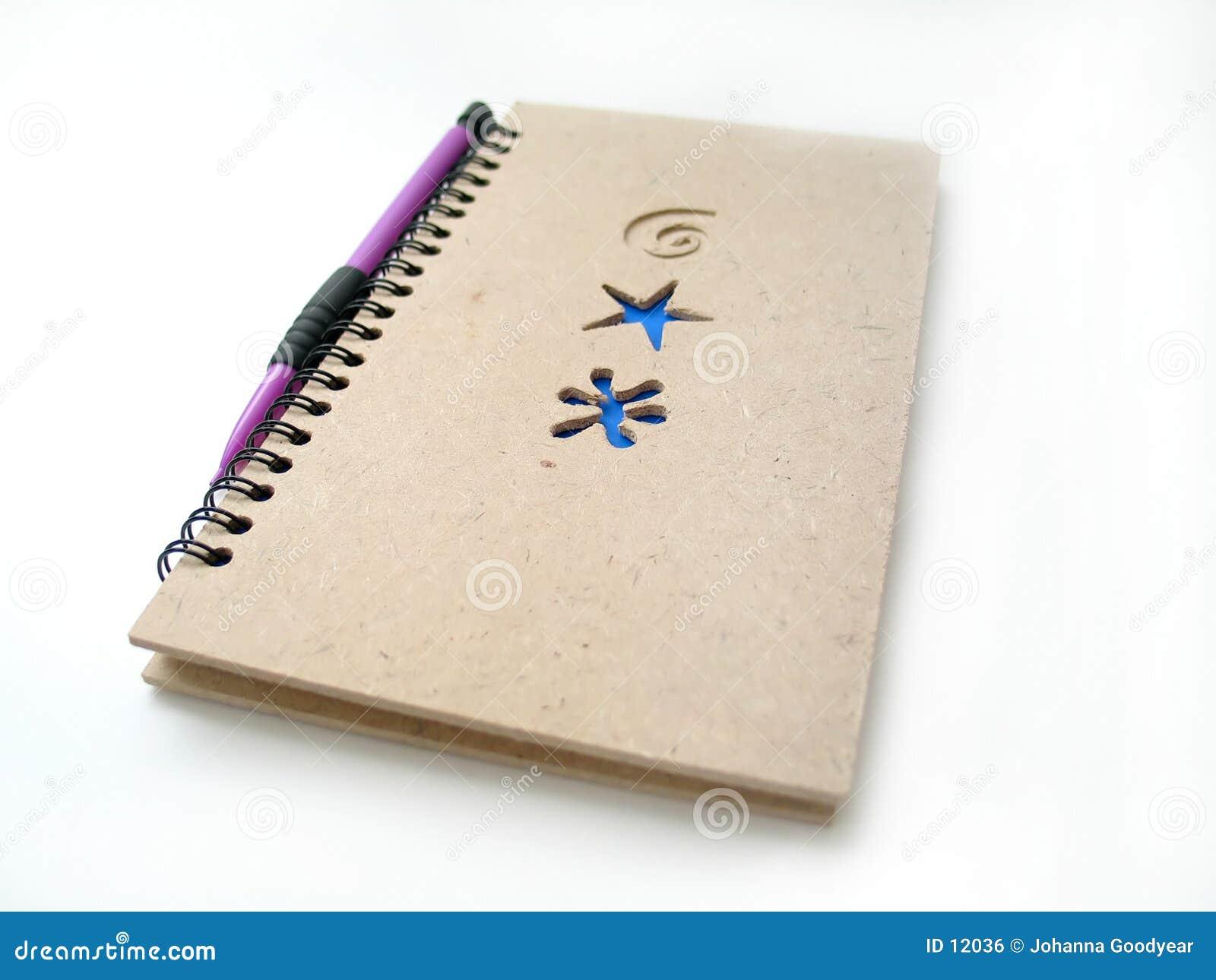 Bleistift und Journal
