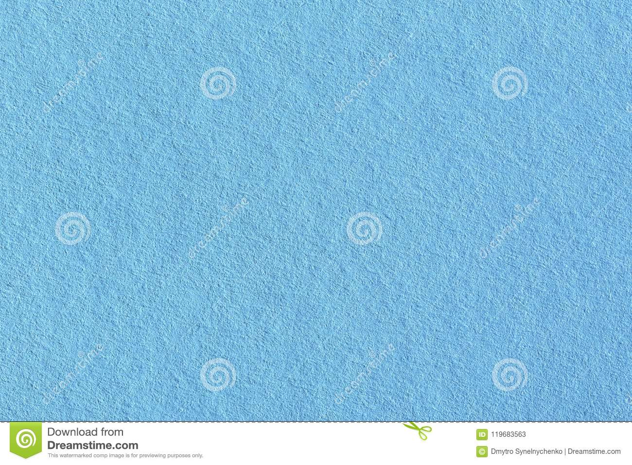 Blended Cotton Silk Fabric Wallpaper Texture Blue Paper Stock