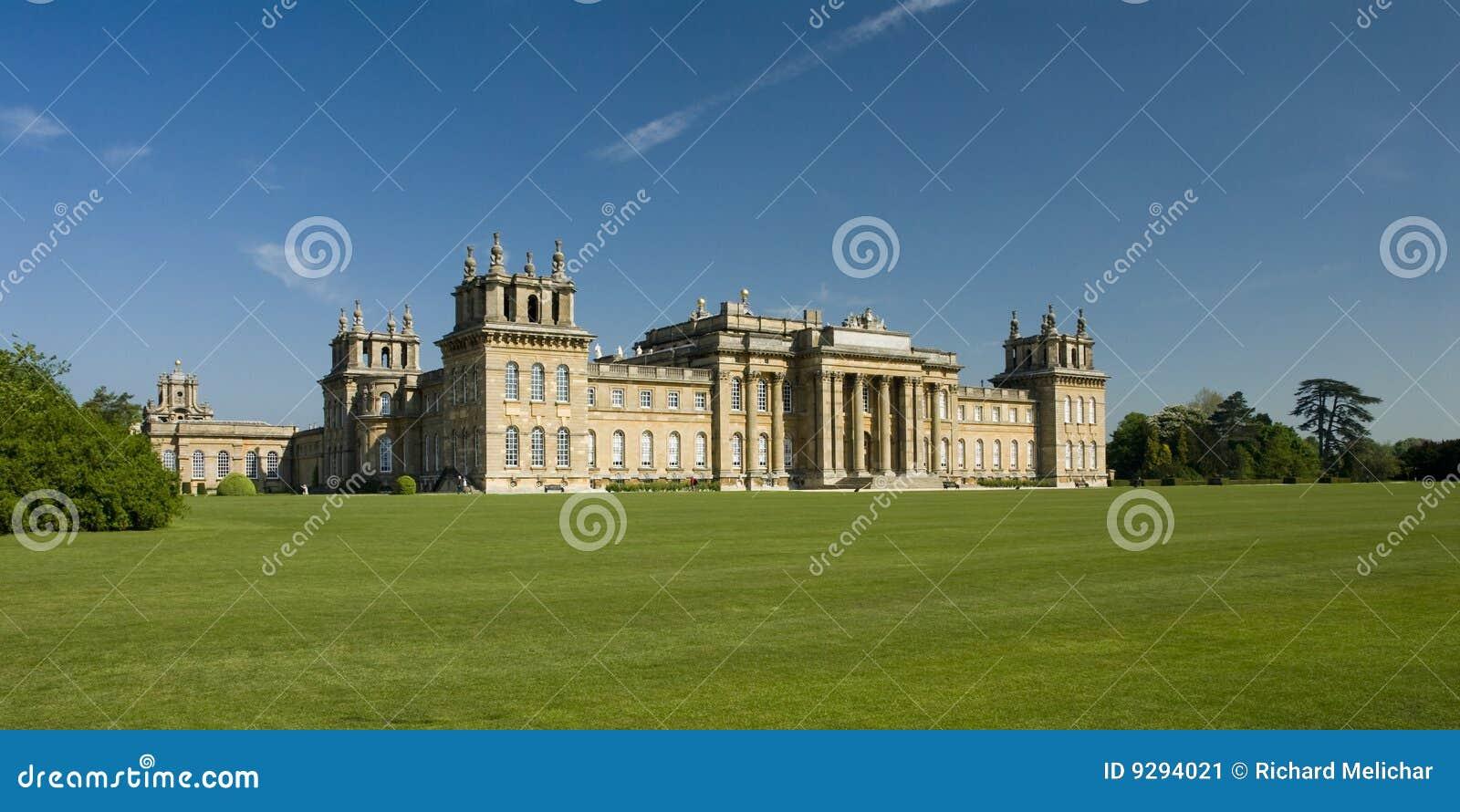 Blenheim παλάτι