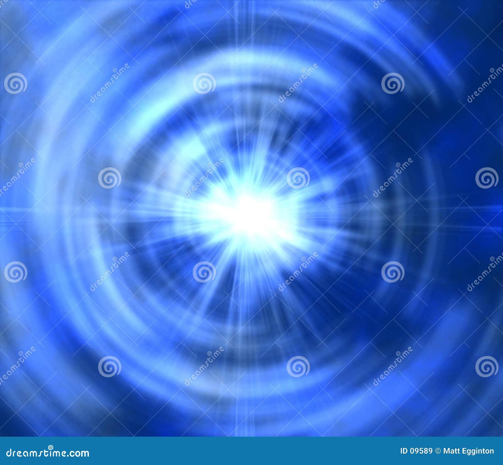 Bleu de fond