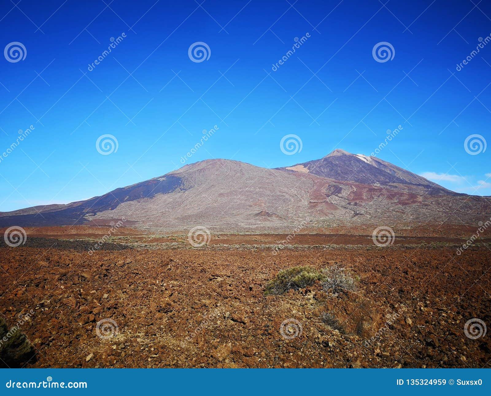 Bleu de Teide