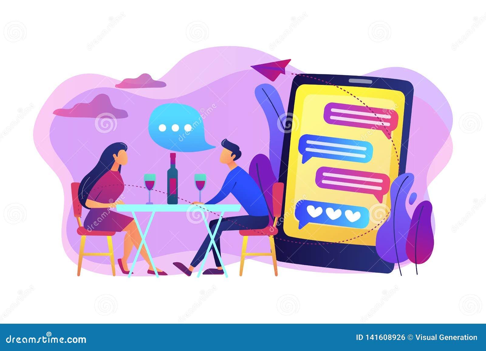 Online hastighet dating app dating show sketsjer