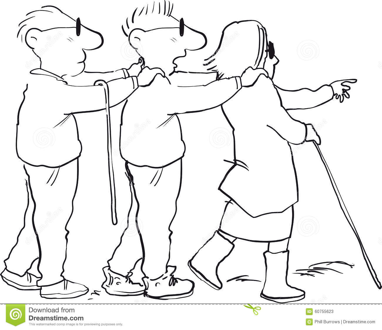 blind-leading-blind-three-people-walking-line-60755623.jpg