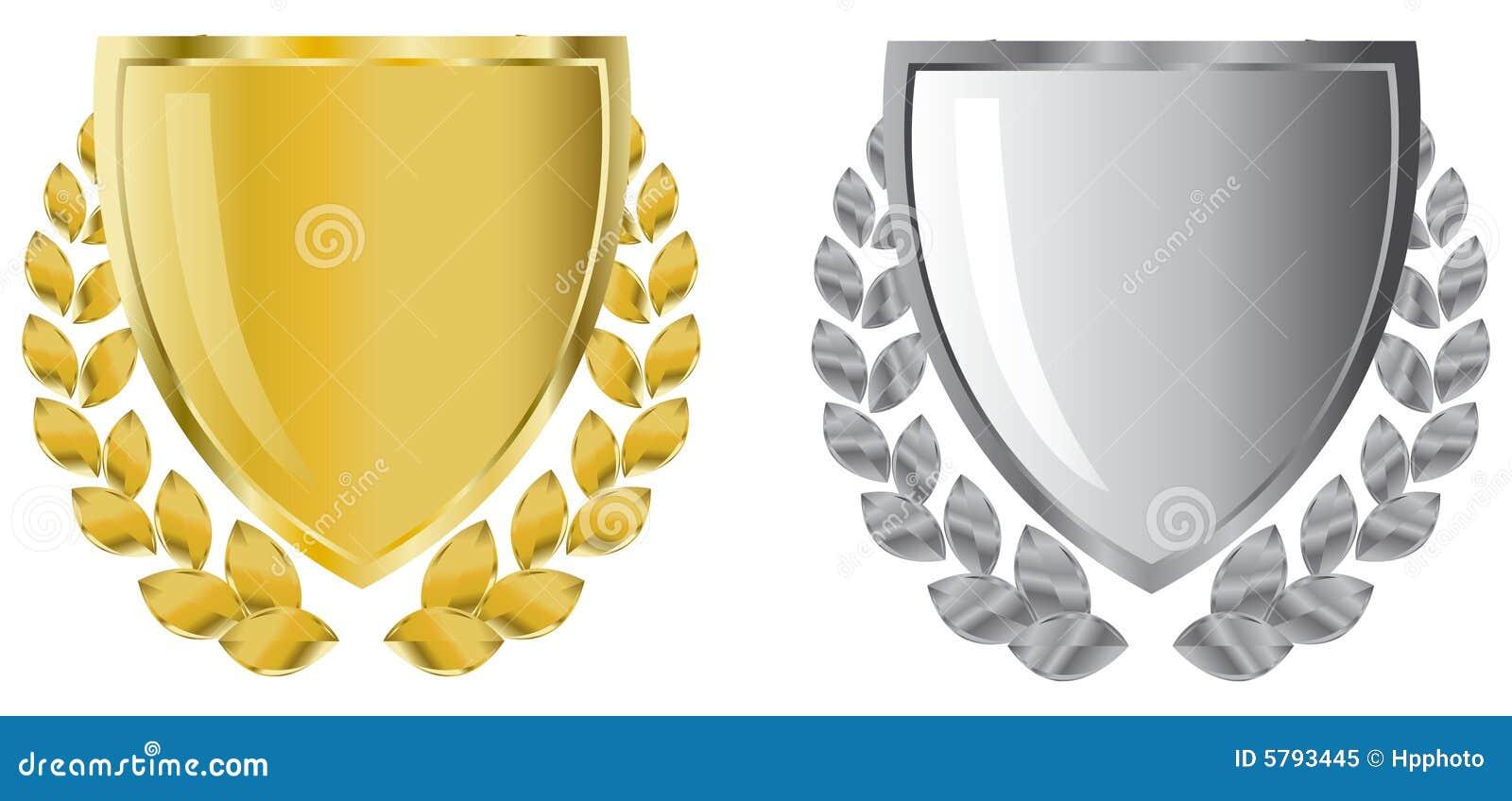 Blindajes de oro y de plata