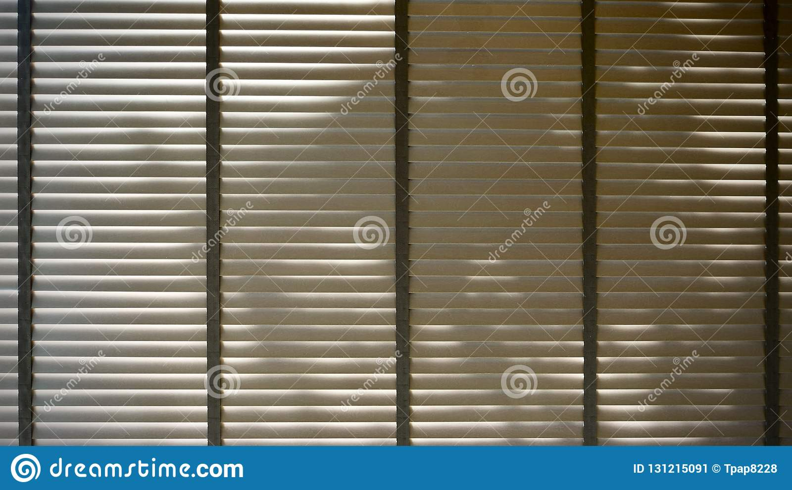 Blinds Evening Sun Light Outside Window Blinds Sunshine And Shadow On Window Blind Decorative Interior In Home Stock Image Image Of Blind Horizontal 131215091