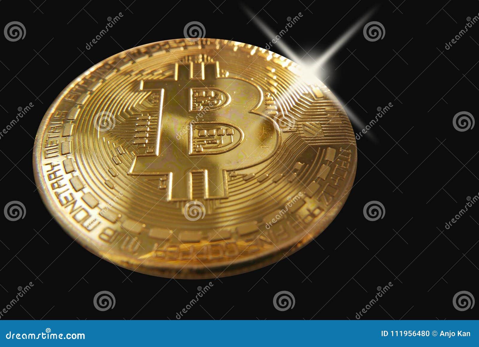 Bling σε ένα bitcoin