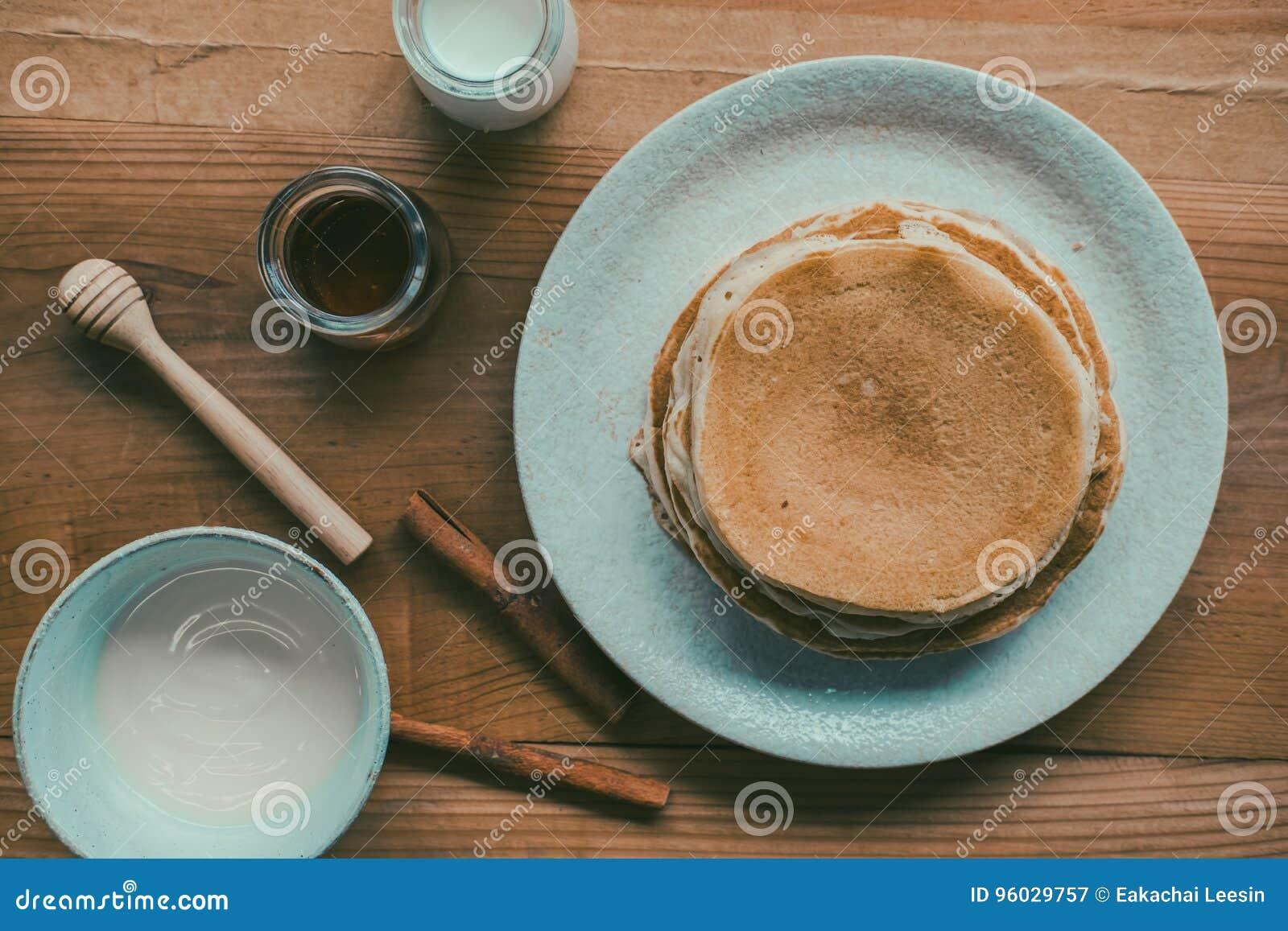 Bliny dla śniadania, Wyśmienicie śniadanie
