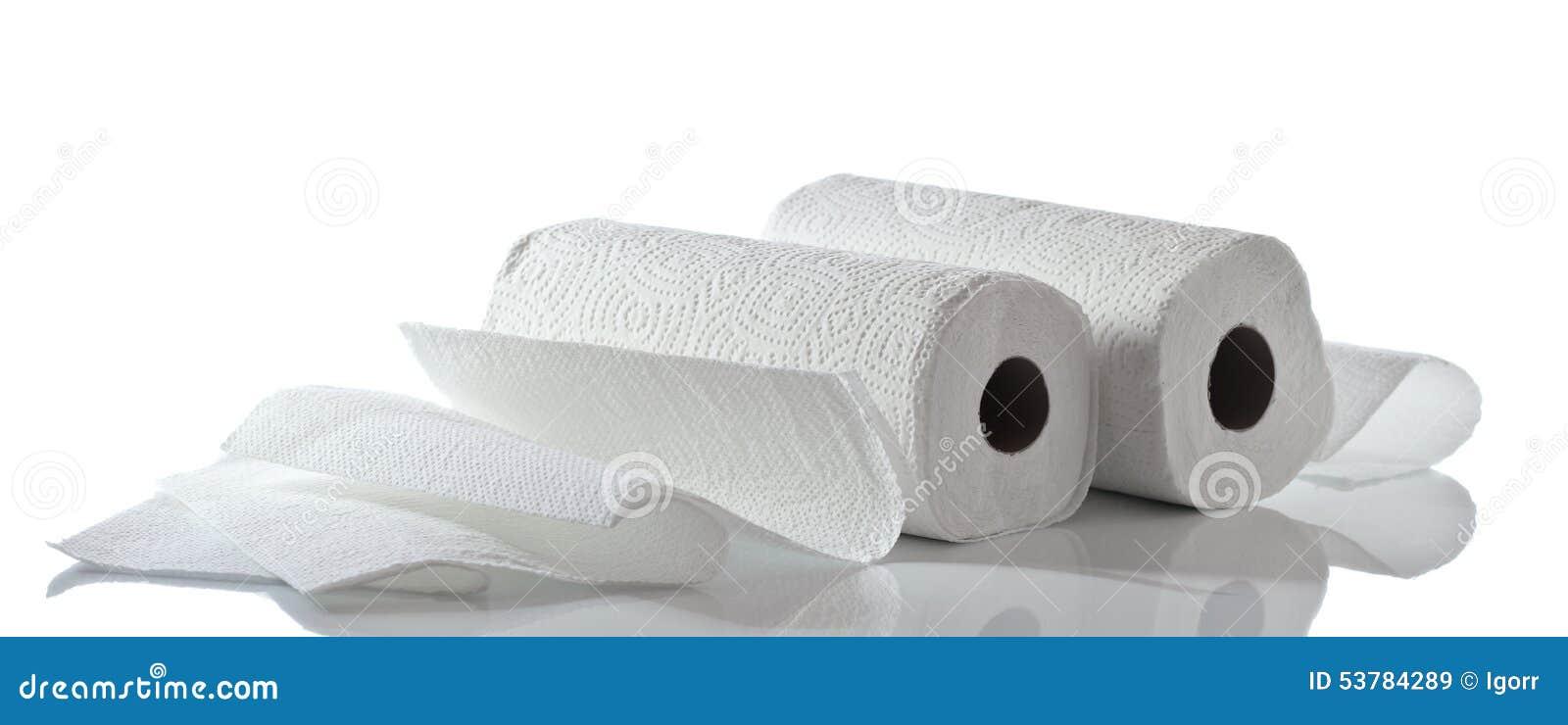 Blisko papieru strzały ręcznik,