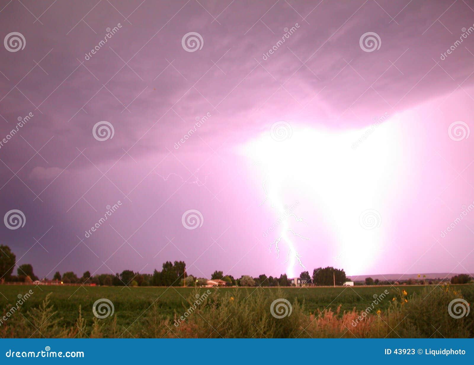 Blitz-Sturm
