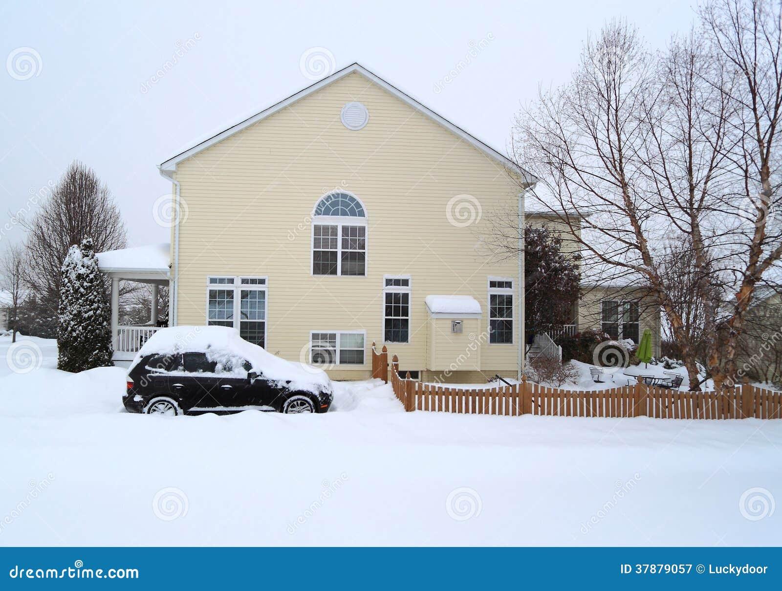 Blizzard do inverno