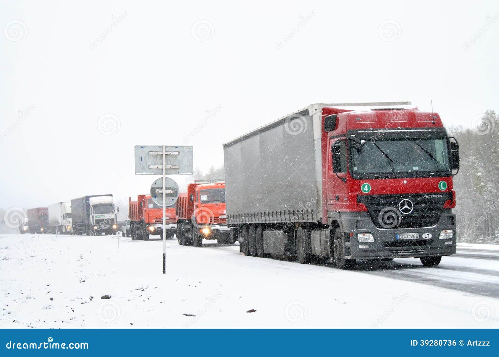 Blizzard pesado