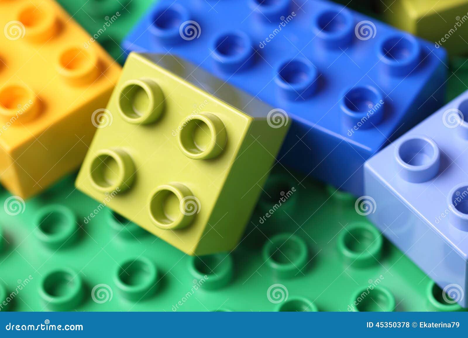 Bloc en plastique