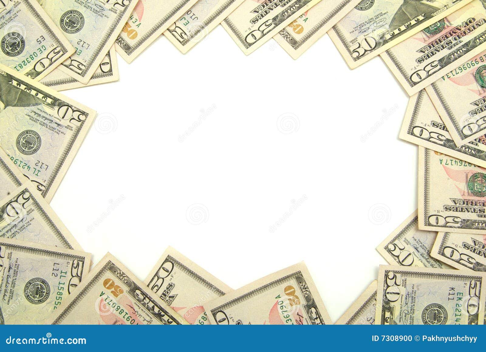 Blocco per grafici dei soldi