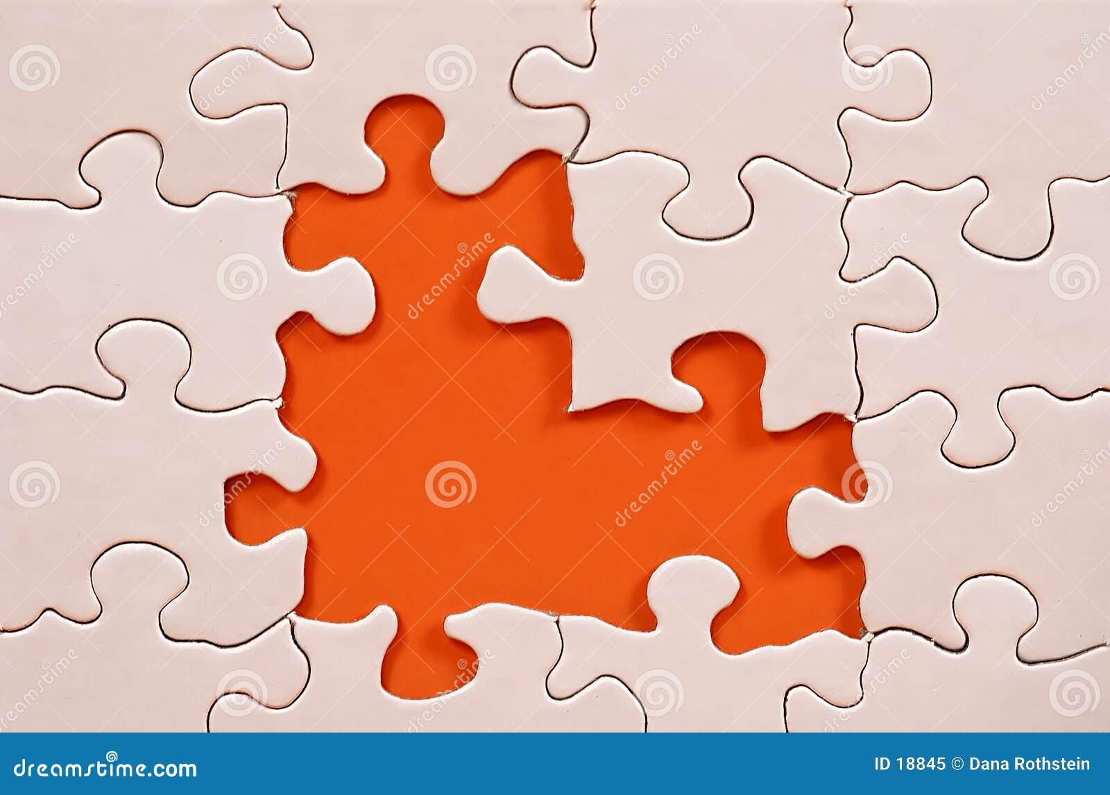 Blocco per grafici di puzzle