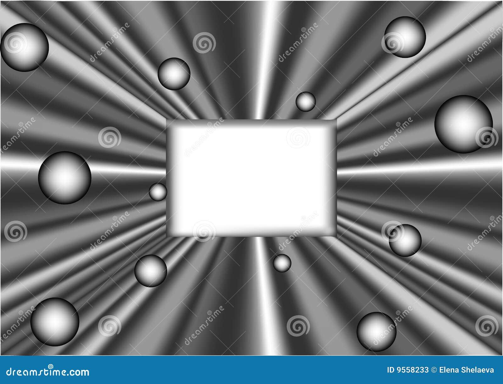 Blocco per grafici digitale astratto