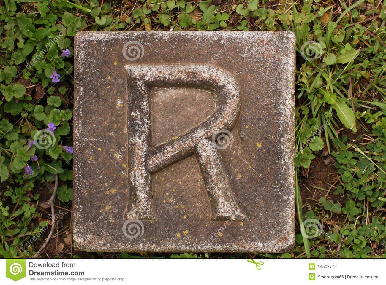 block letter r block letter r in ground stock photo image of block 20639