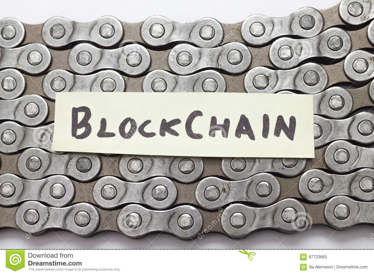 Download Blockchain Concept Stock Image Of Future Text