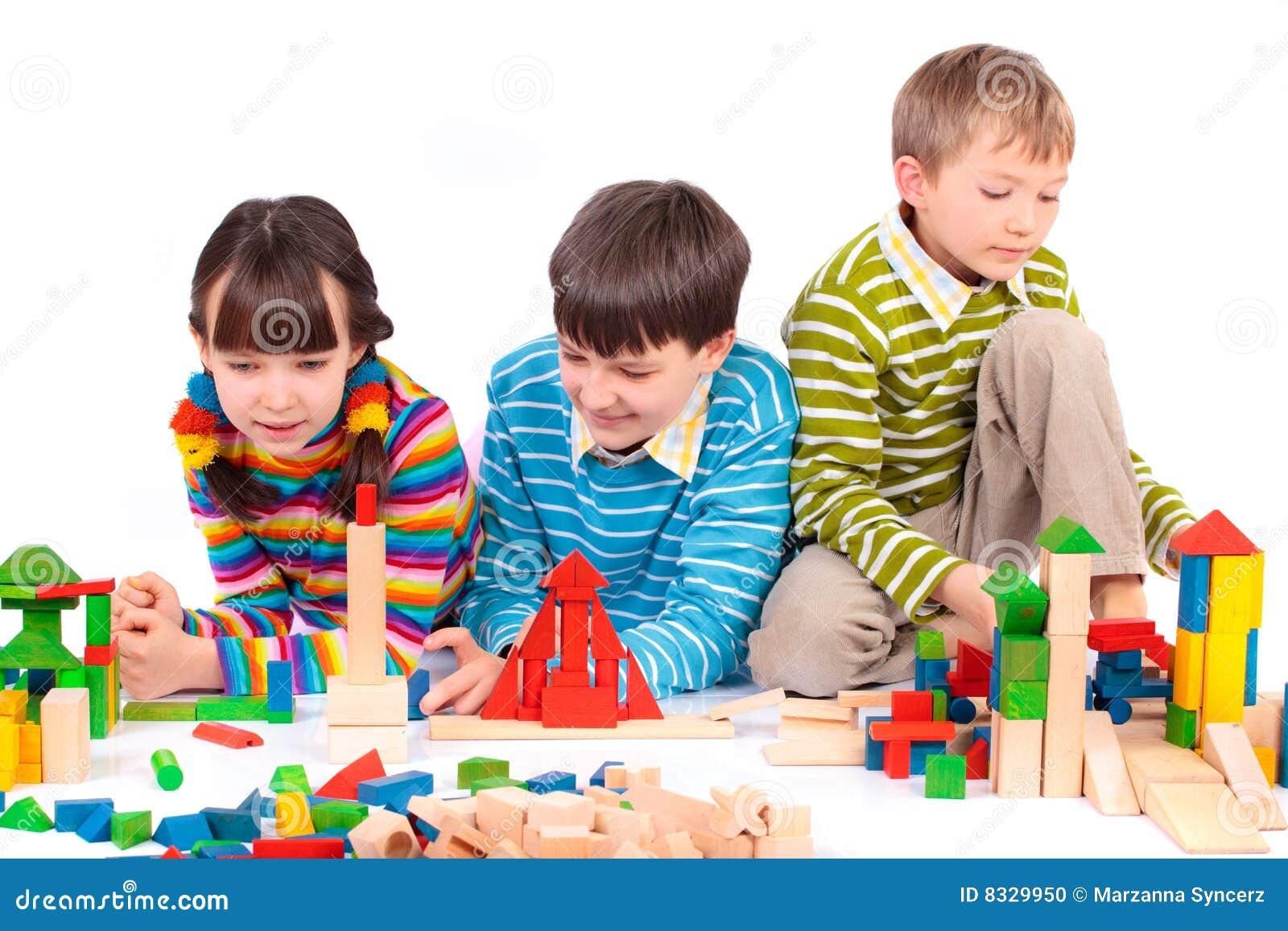 Blockerar att leka för barn