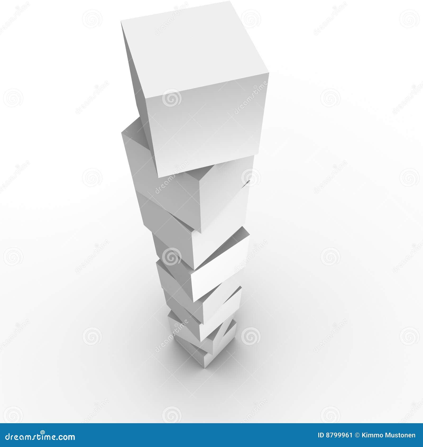 Blockkontrollturm