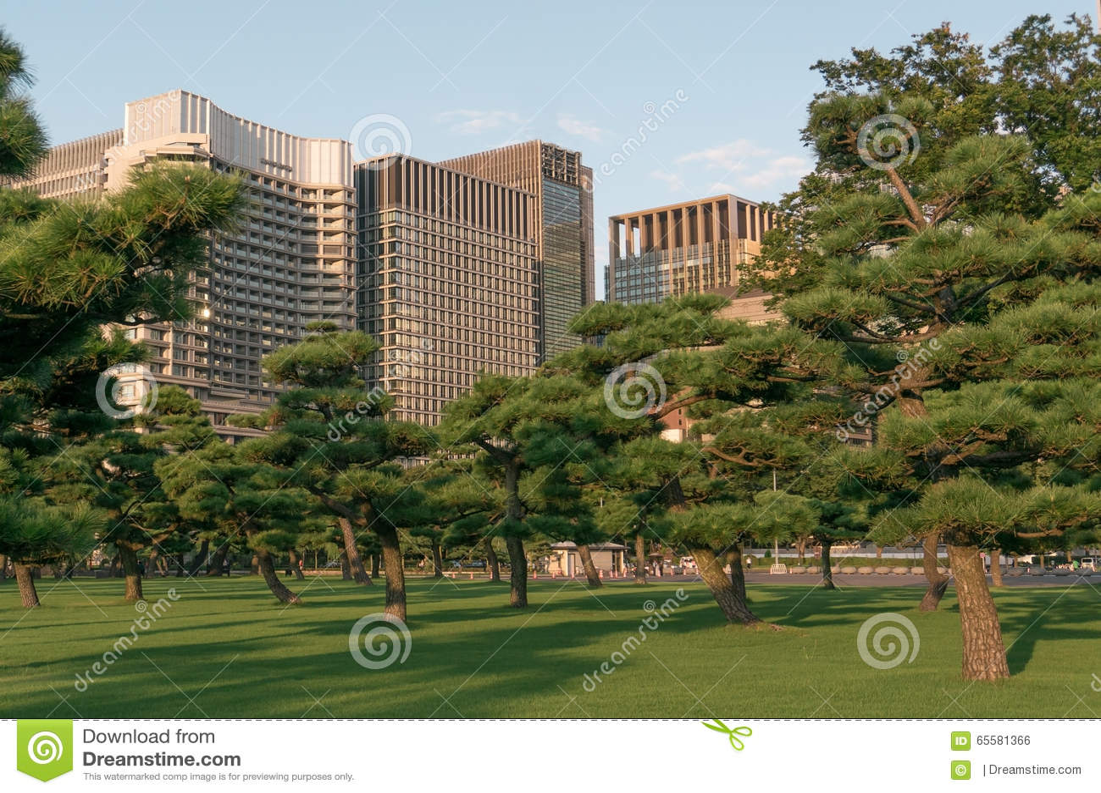 Bloco de cidade no Tóquio