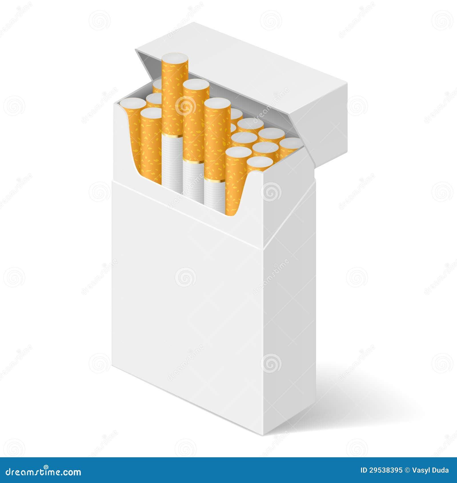 Bloco de cigarros