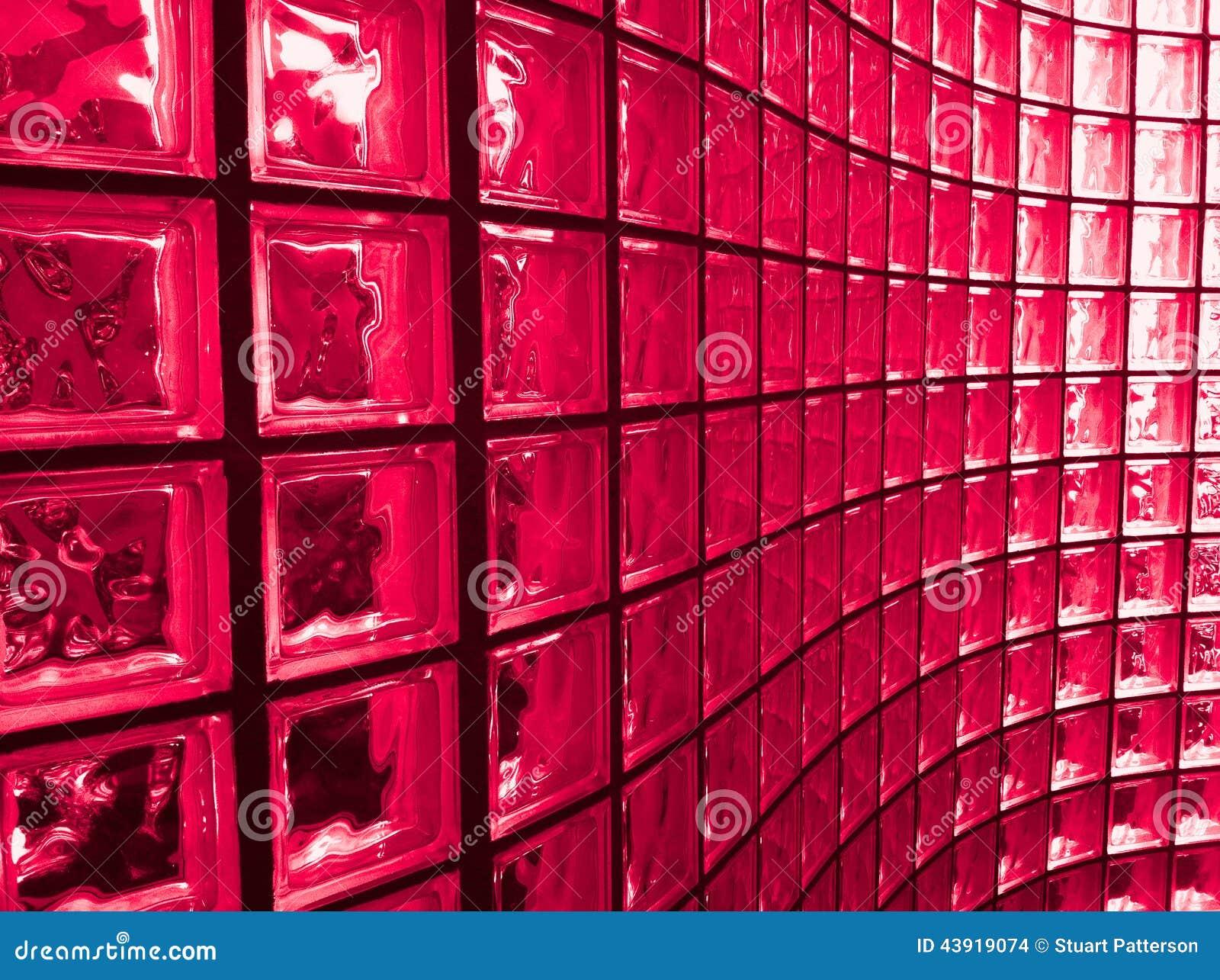 de vidro vermelho criado em um teste padrão de onda Aperfeiçoe para  #C6053D 1300 1061