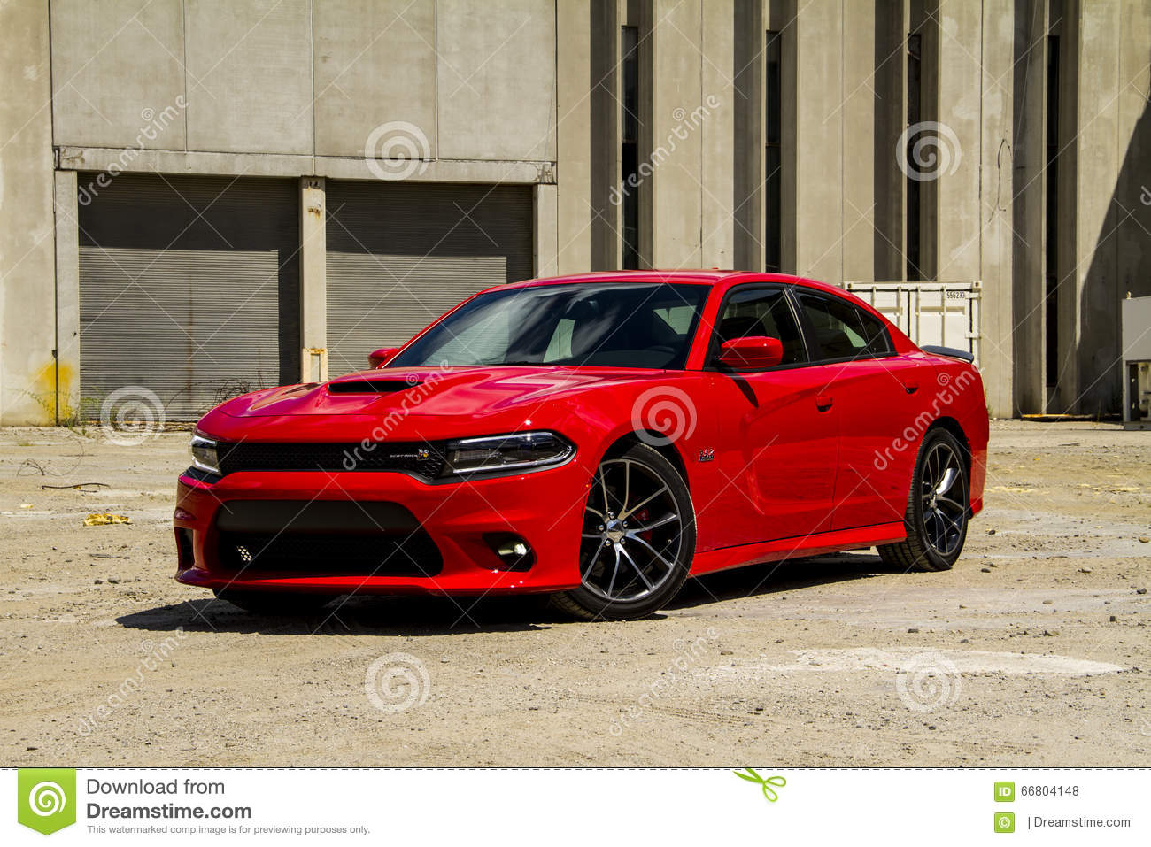 2015-2016 bloco do carregador R/T Scat de Dodge