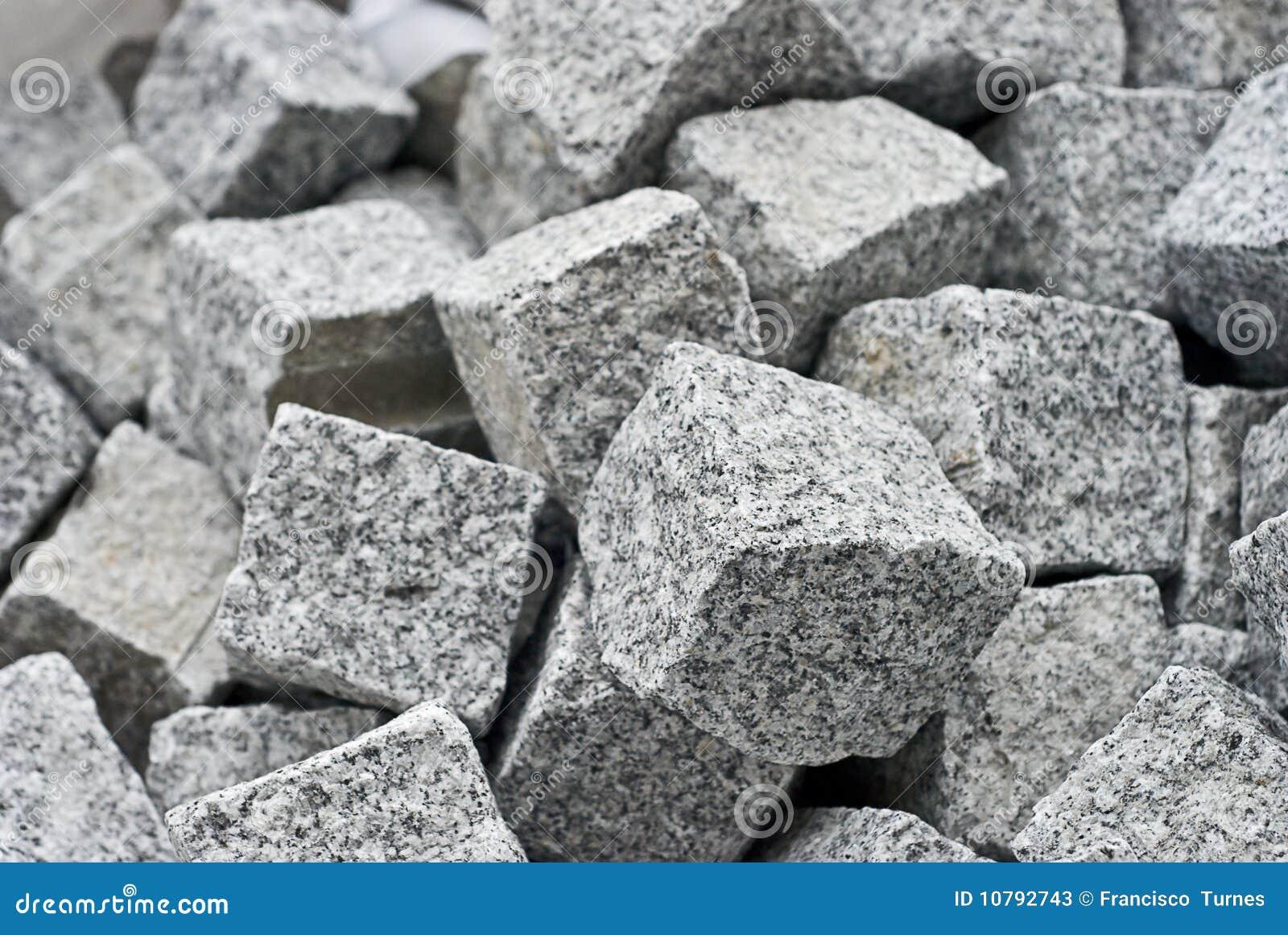 Blocos do cubo do granito fotos de stock imagem 10792743 - Fotos de granito ...