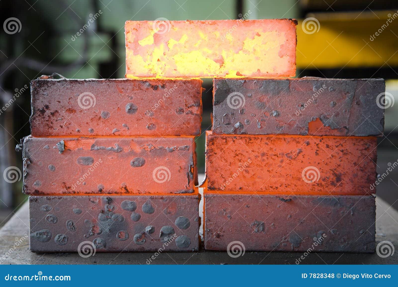 Blocos do ferro