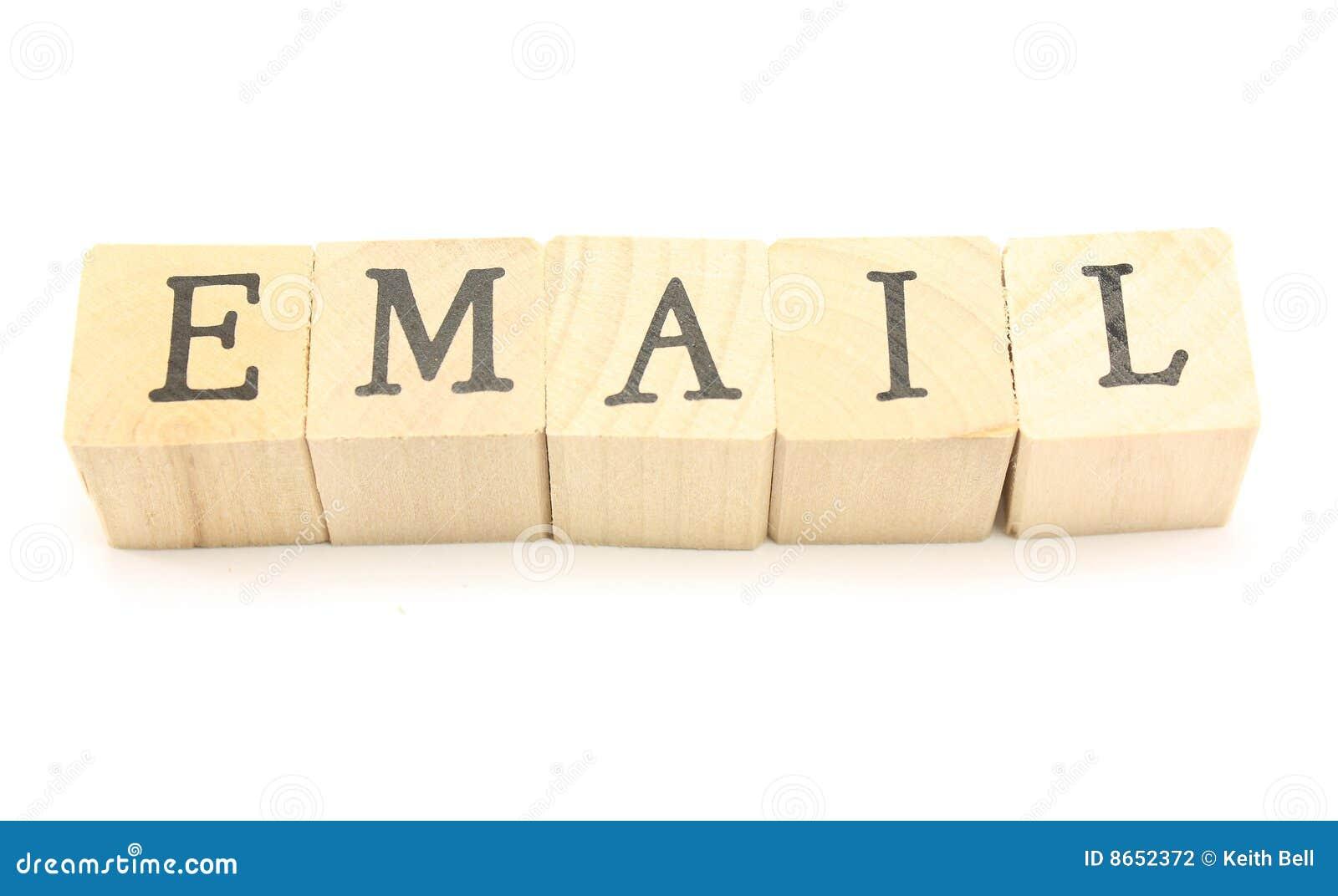 Blocs d email