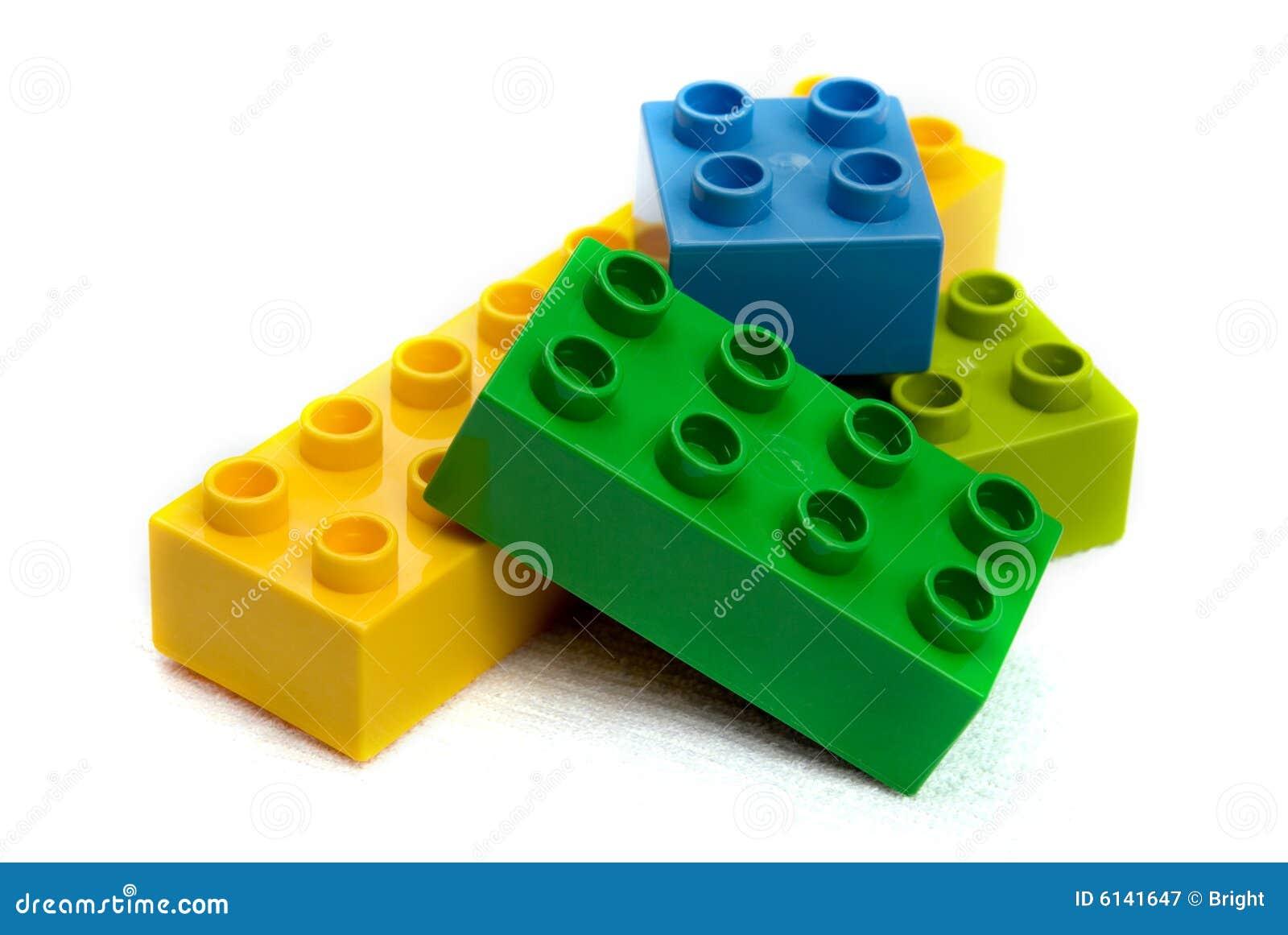 blocs de lego photographie stock libre de droits image 6141647. Black Bedroom Furniture Sets. Home Design Ideas