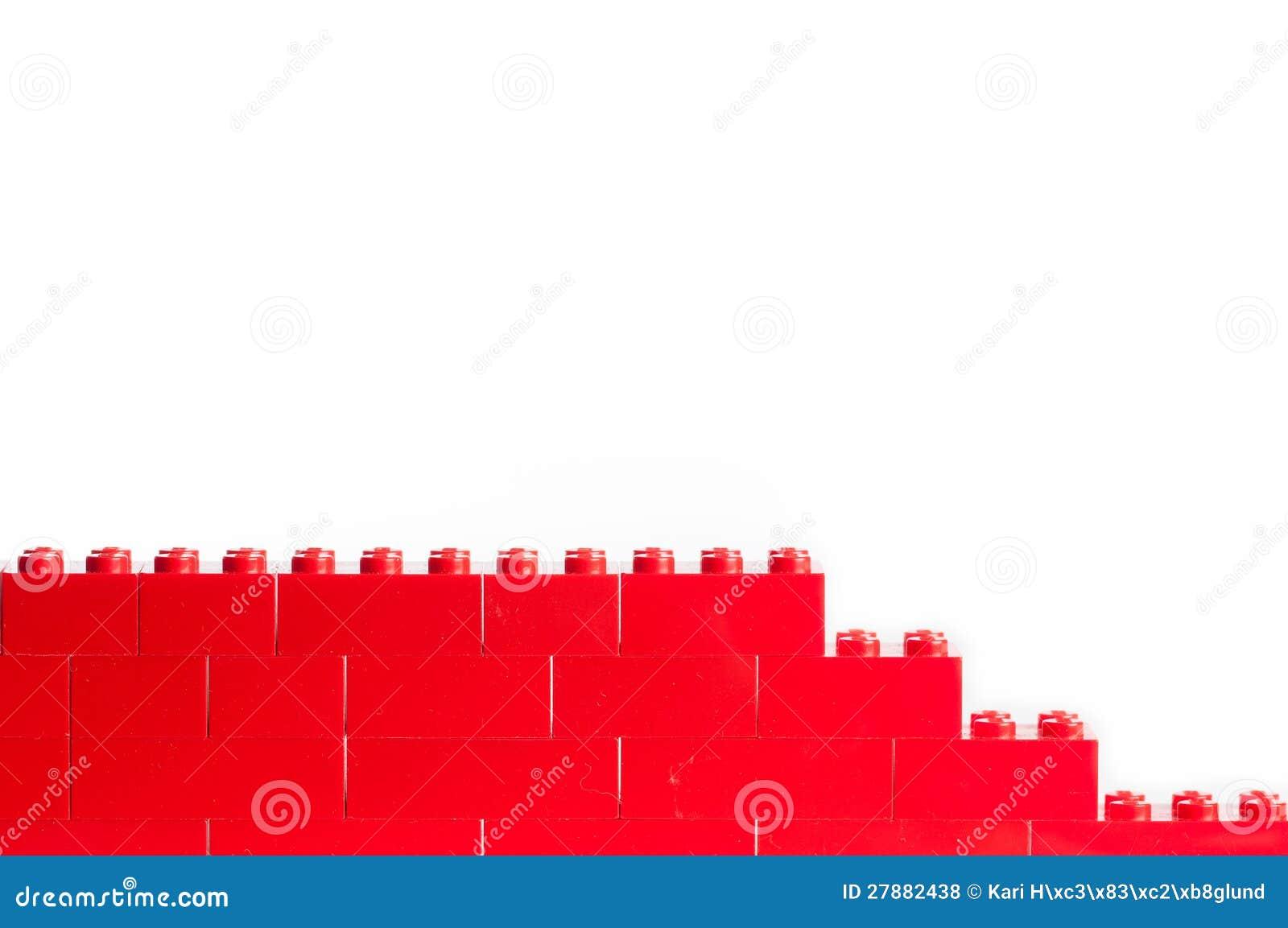 Blocs De Lego Stock Éditorial Avec Rouges L'espace Copie Photo oCxdrBeW
