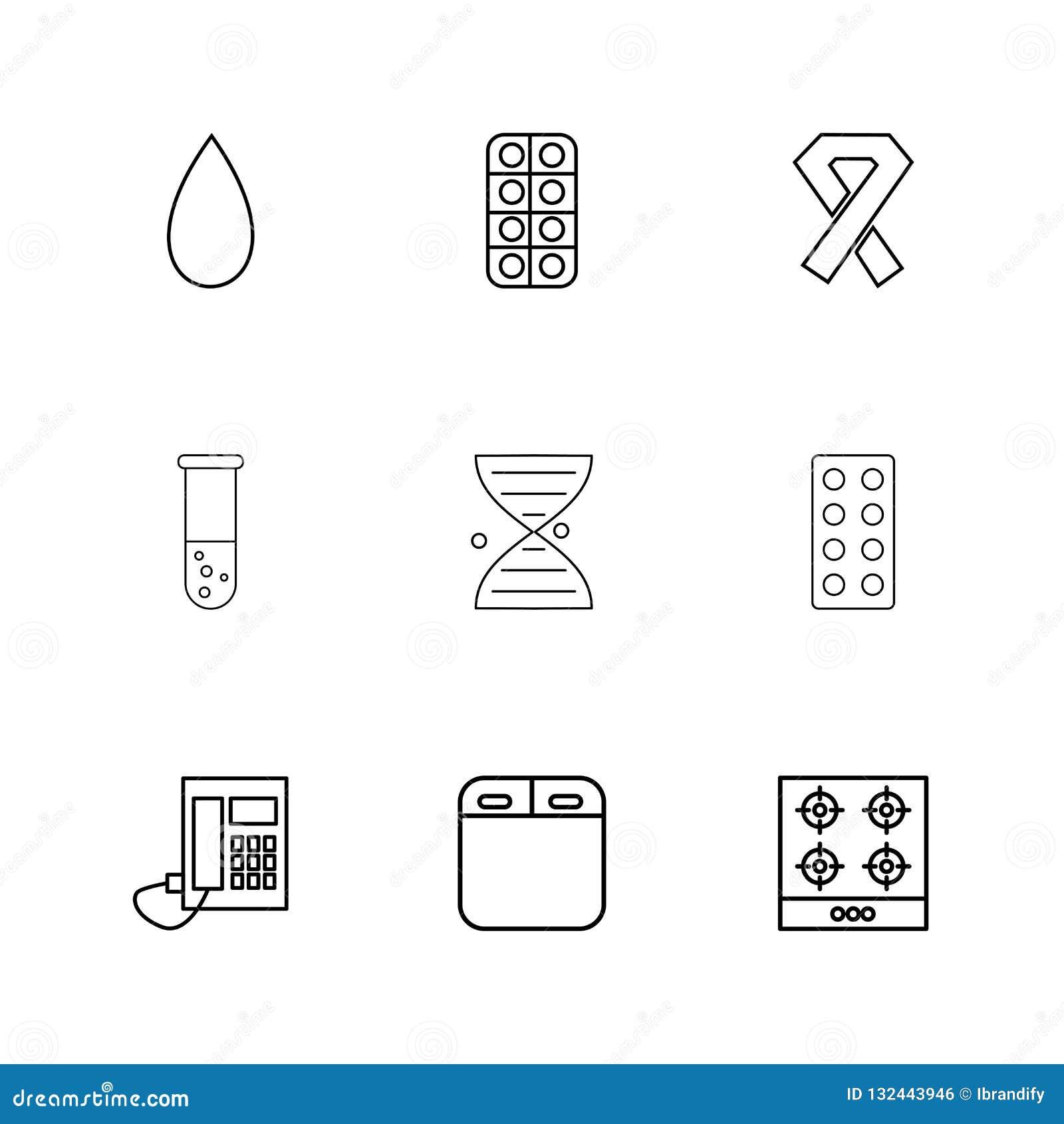 Blod medicin, cancer, dryckeskärl, dna, minnestavlor, telefon