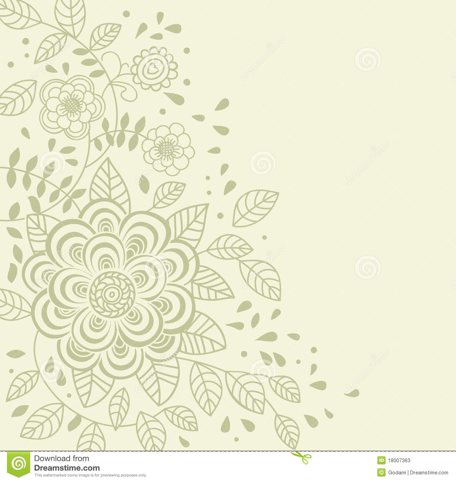 Bloemen achtergrond in lichte kleuren stock foto 39 s for Lichte kleuren interieur