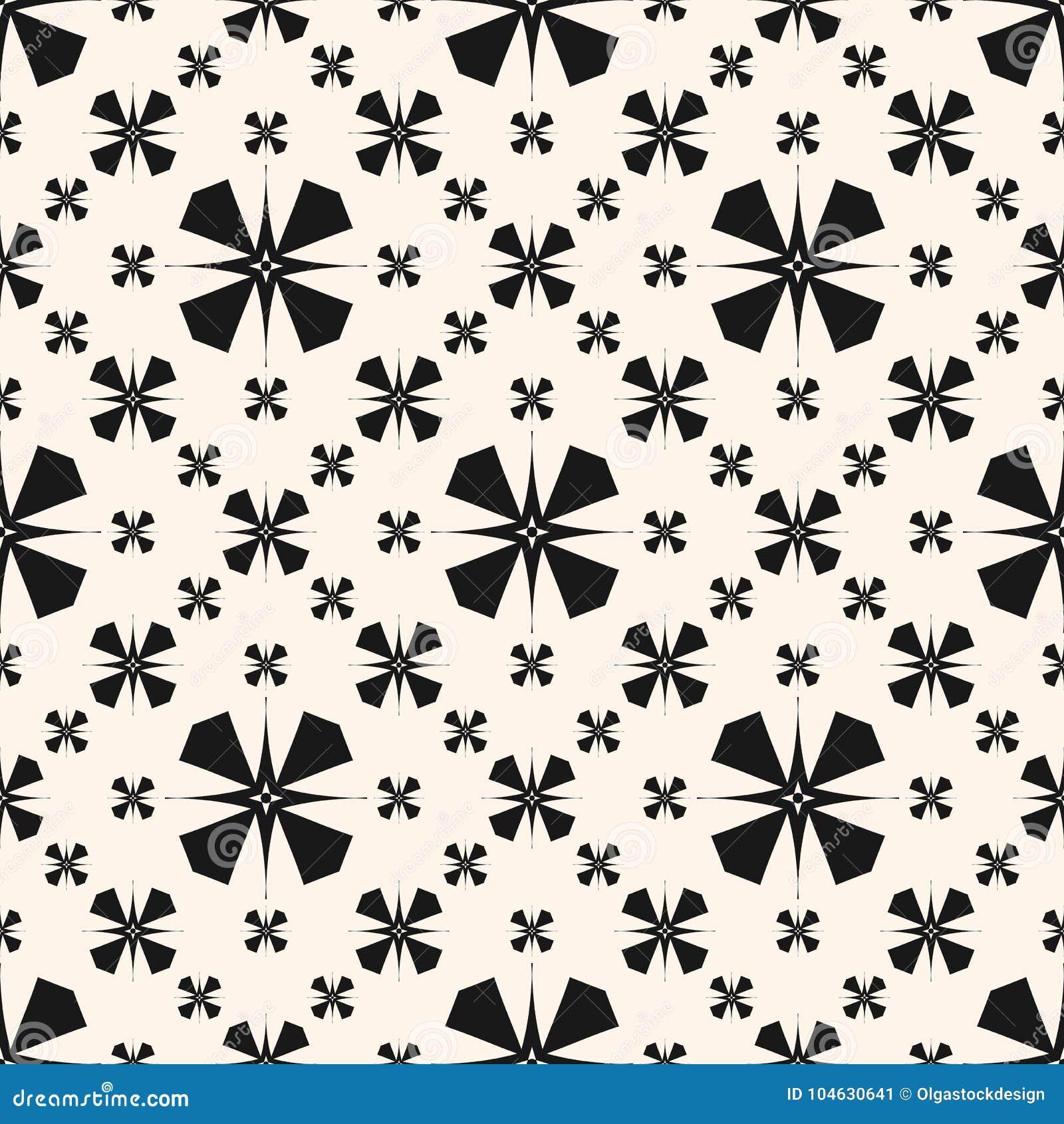 Download Bloemen Aziatische Textuur Vector Naadloos Patroon Met Bloemen Vector Illustratie - Illustratie bestaande uit kromme, modern: 104630641