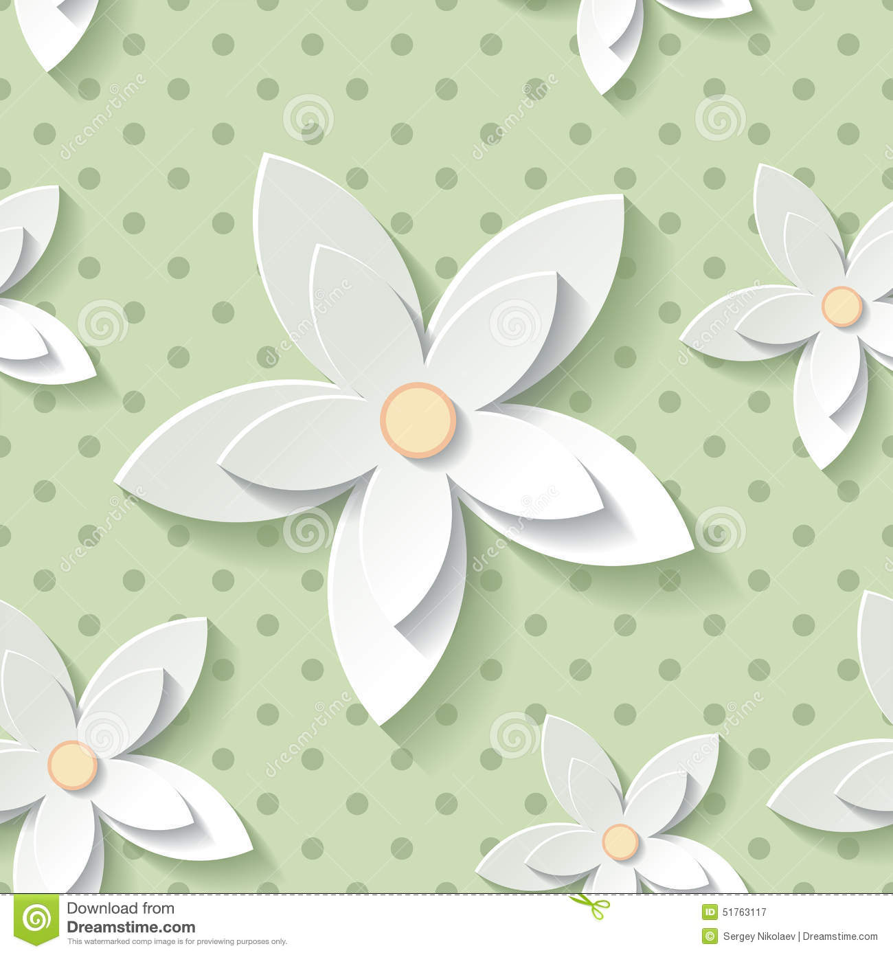 Bloemen modern behang vector illustratie illustratie for Modern behang