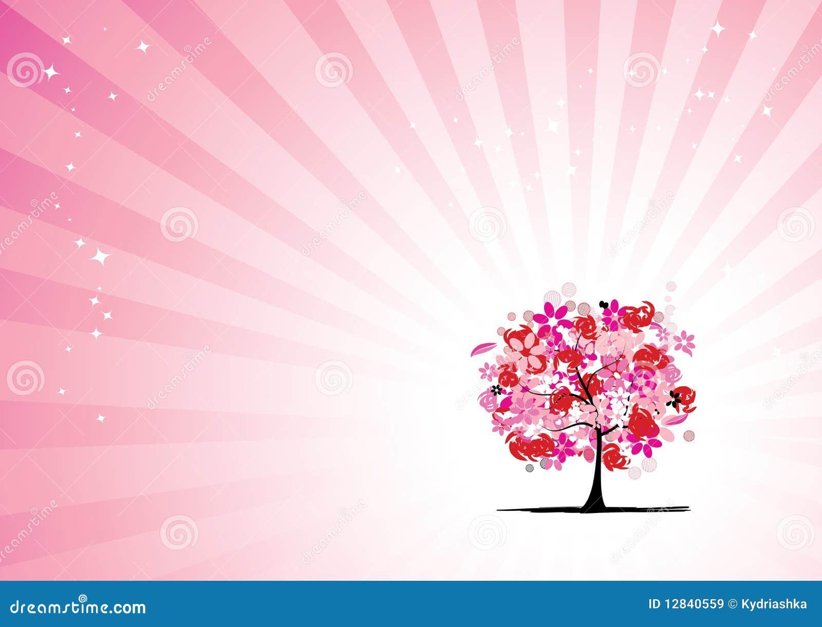 Bloemen mooie boom royalty vrije stock afbeeldingen   afbeelding ...