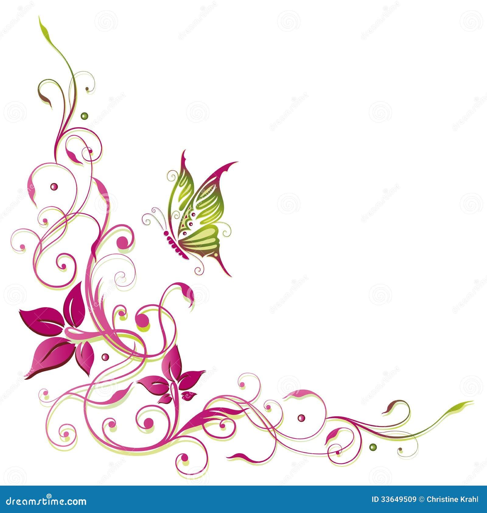 bloemen vlinder royalty vrije stock afbeeldingen afbeelding 33649509. Black Bedroom Furniture Sets. Home Design Ideas