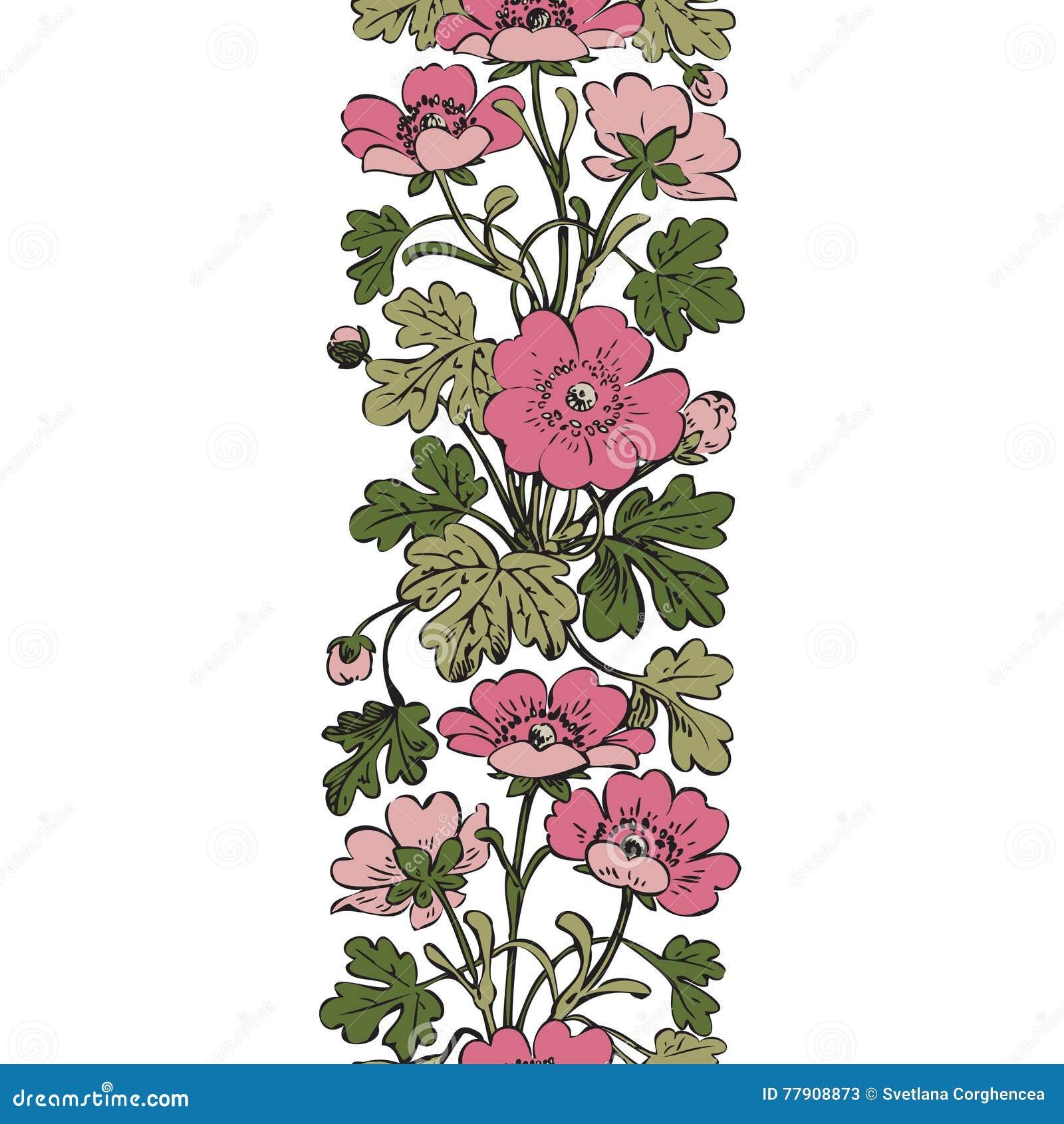 witte achtergrond tekening bloemen - photo #37